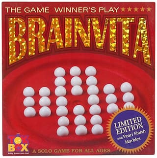 BrainVita Game For Kids