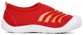 Bata Red Boys Casual shoes