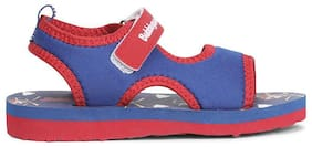 Bata Blue Sandals For Infants