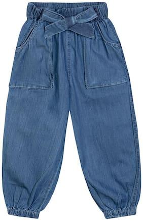 Blue Regular Trousers