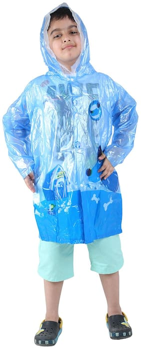 Burdy Fancy Boys Raincoat
