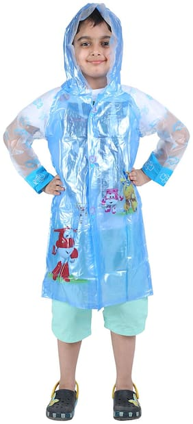 Burdy Fancy Boys Raincoat