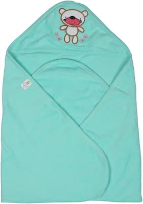 Butterthief Baby Towel Cum Swaddle Sheet Cotton Hood Towel