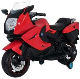 Buy licensed BMW K1300S Baby Bike 12v and get free Cosco 4 in 1 Protective Kit Junior