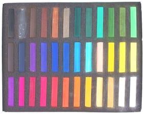 Camel Soft Pastels, 36 Shades (Multicolor)