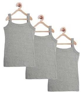 Leading Lady Girl Vest - Grey