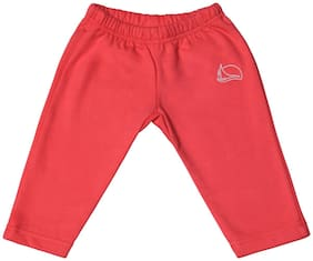 CANDY CUMINS Boy Cotton Track pants - Pink