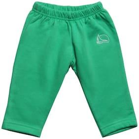 CANDY CUMINS Boy Cotton Track pants - Green