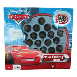 Buy Disney Cars Tyre Fishing Game Online At Low Prices In India