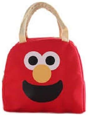 Cartoon Cute Lunch Bag Insulated Canvas Picnic Bag