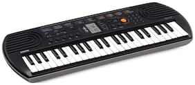 Casio SA77 Mini Portable Keyboard with Adaptor