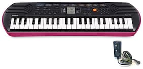 Casio SA78 Mini Portable Keyboard with Adaptor.