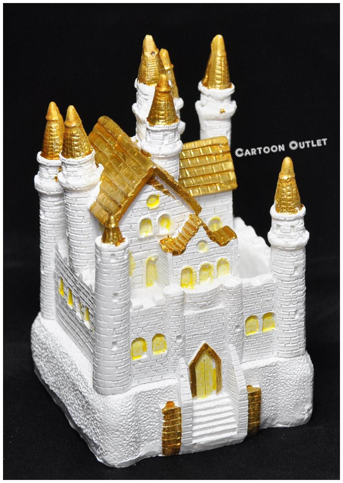 Marvelous Buy Castle Cake Topper Quinceanera Sweet 16 Princess Birthday Funny Birthday Cards Online Inifofree Goldxyz