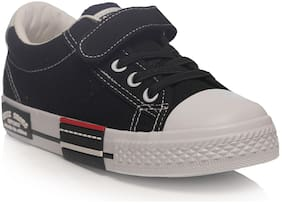 Enso Black Girls Casual Shoes