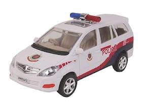 Centy Innova Police White pull back Action