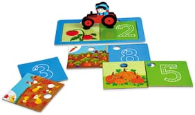 Chalk and Chuckles Clever Counting Game For kids