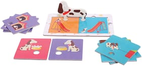 Chalk and Chuckles Clever Dog Game For kids