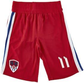 Chalk by Pantaloons Boy Printed Shorts & 3/4ths - Red