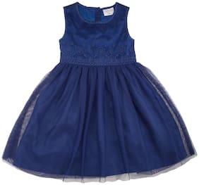 Blue Princess Frock