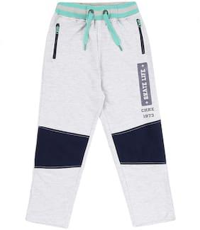 CHEROKEE Boy Cotton blend Track pants - Grey