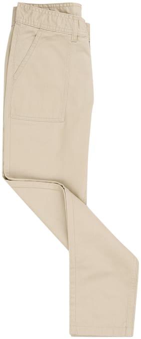 CHEROKEE Boy Solid Trousers - Beige