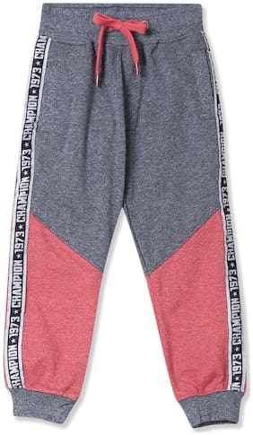 CHEROKEE Boy Cotton Track pants - Blue