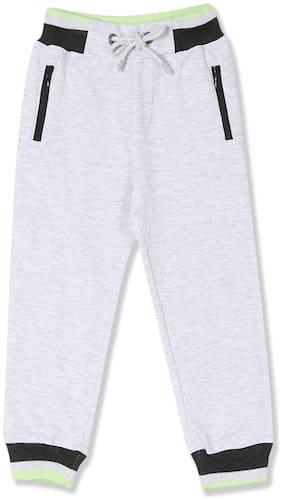 CHEROKEE Boy Cotton Track pants - Grey