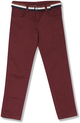 Red Trousers Trousers