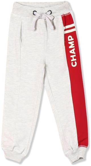 CHEROKEE Boy Cotton Track pants - White