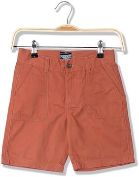 Cherokee Boys Solid Woven Shorts