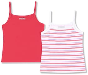 CHEROKEE Camisole for Girls - Multi , Pack of 2