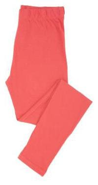 CHEROKEE Cotton Solid Leggings - Pink