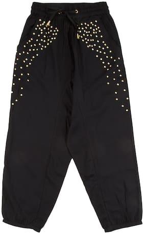 CHEROKEE Girl Rayon Trousers - Black