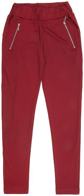 CHEROKEE Girl Blended Trousers - Red