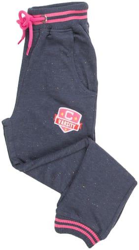 CHEROKEE Girl Cotton Track pants - Blue