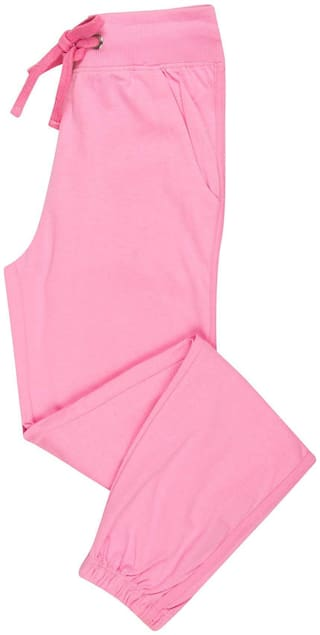 CHEROKEE Girl Cotton Track pants - Pink