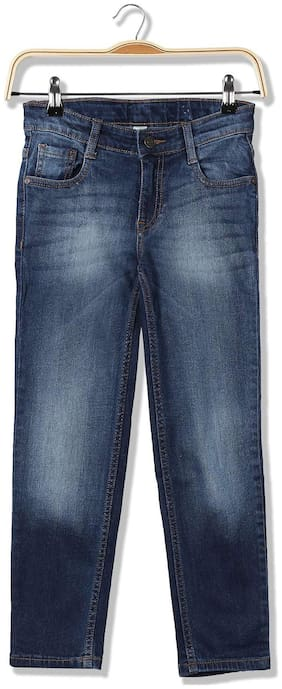 Cherokee Girls Slim Fit Stone Washed Jeans