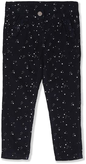 CHEROKEE Girl Cotton Trousers - Blue
