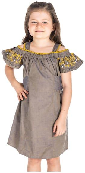 Cherry Crumble Garland Dress