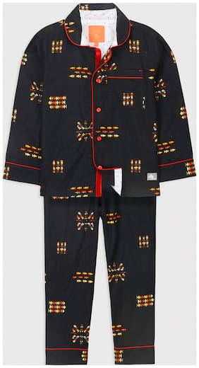 Cherry Crumble Tribe Nightsuit