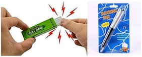 Chewing Gum And Pen Electric Shock Gag Joke Toy Gag Toys & Practical Jokes