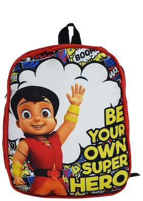 Chhota Bheem Plush School Bag for Kids