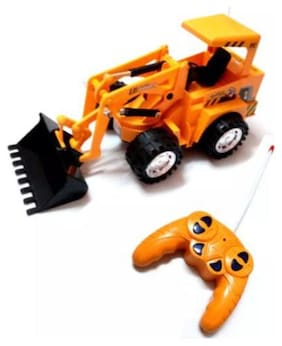 CHILLz Wireless Rc Jcb Crane Truck Loader