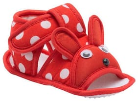 CHIU Red Sandals For Infants