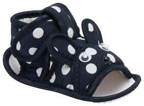 CHIU Navy blue Sandals For Infants