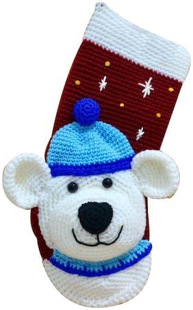 ChoosePick Woollen Socks Handwoven for Girls of 13-14 Yrs 32