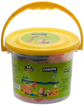 Chrome 9543 - Dough Kit 24 Colours Big