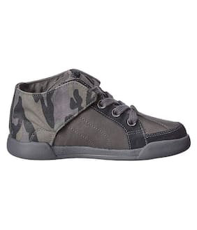 Clarks Grey Boots for boys