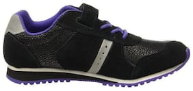 Clarks Black Casual Shoes For Girls