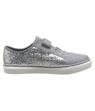cf0ec0f57 Buy Clarks Grey Casual Shoes For Girls Online at Low Prices in India ...
